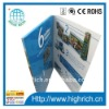 Newest 3.5'' TFT LCD 5*7'' video card booklet for advertising