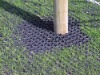 Rubber Grass Air Mat