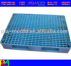 Plastic transportation tray mould