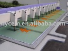 9 color 10 head chenille embroidery machine