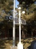 solar garden lamp