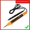 Electrical function of test pen