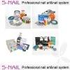 Airbrush nail art kit