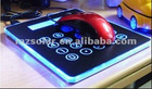 2012 Multifunctional USB Mouse Pad Calculator with 4 Ports USB Hub
