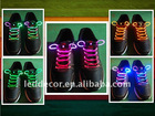 fashion led glowing shoelace