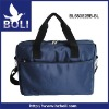 2012 zipper poly tote handbag shoulder bag fashional ladies laptop bag with PP webbing handle