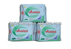 Winalite Lovemoon Anion Sanitary Napkins, towels,pads