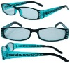 fashion style plastic Reading glasses