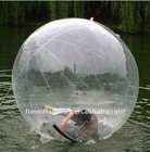 2012 TPU inflatable water walking ball