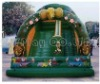2011 Lovely cartoon inflatable water slide
