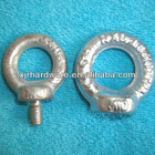 Galvanized eyebolt