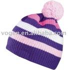 hand crochet baby beanie