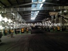 2012 most advanced production line for reclaimed rubber