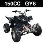 4-stroke forced air cooled sports atv quad bike made in China