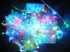 LED string RGB color hot selling x-mas decorating
