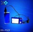 2012 travel charger 5000mah portable phone supply for iPhone,iPad,iPod,psp,DV,DC,MP3,MP4,PDA