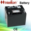 12V 40AH Rechargeable Battery For Long Backup UPS