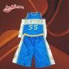 the most popular dye sublimated basketball uniform