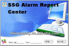 alarm & video & GPS all-in-one central monitoring station