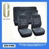hot fashion velvet car seat covers 8pcs/set
