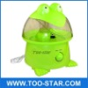 High Quality! Frog Shape Design Air Ultrasonic Humidifier