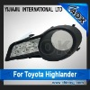 useful DRL car part Daytime Running Light special for TOYOTA HIGHLANDER