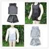 baby sequin suit/boy girl sequins top+short/ sequin vest top, sequin T-shirt, sequin short/shiny sequin shorts/girl dance wear