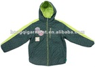 2012 fashion desigh jacket for the children winter jacket