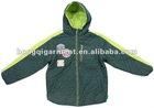 2012 fashion desigh jacket for the children winter jacket