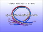 R12 R22 R502 Freon 3-colors Refrigerant Charging Hose