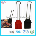 Pratical Silicone Household Silicone Brush With S/S Connection