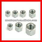 stainless steel hex nut/cold forged hot forged nuts m6-m24,m27-m90