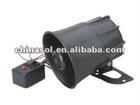 three tones electron auto alarm horn