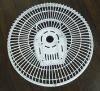 electric fan net Plastic injection parts