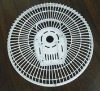 electric fan net Plastic injection parts