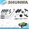 auto accessory, tool kit, 54 piece large tire repair kit, SMT9054