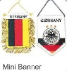 PVC Mini Hanging Banner
