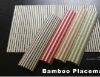 Printed Bamboo Placemat
