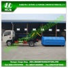 5 m3 Arm Roll Container Garbage Truck