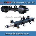 German axle 8t for trailer