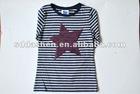 Fashionable design Girls T-shirts