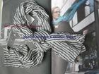 2012-2013 fashion long stripe knitted scarf
