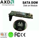 Doul Channel MLC SATA Disk on Module for thin Client ATM