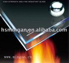 E120 fire resistant glass(British Standard BS476)