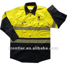 safety shirt, comply with AS/NZS 4602.1:2011 Class D/N