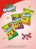 17g fruit nuggets pectin gummy candy