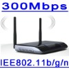 2012 Newest Wireless Router 300mbps wifi router IEE802.11b/g/n