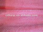 rose coral fleece fabric cutted fleece fabric