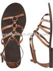 8N014 BROWN fashion shoes