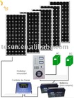 5000W off grid pv solar system